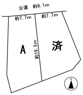 【外観】55736 岐阜市柳津町宮東分譲地