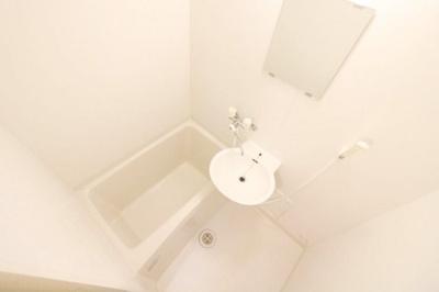 【浴室】レオパレスサウスファーム