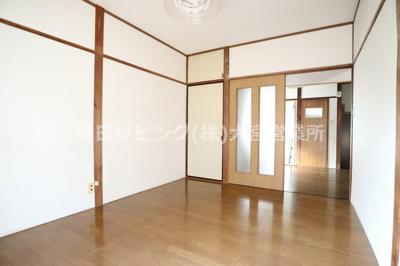 【洋室】第二静和荘