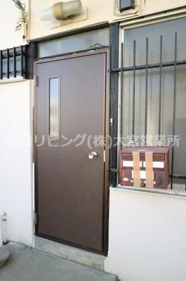 【玄関】第二静和荘