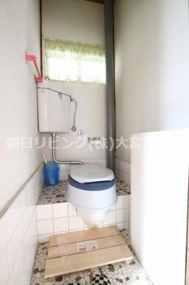 【トイレ】第二静和荘