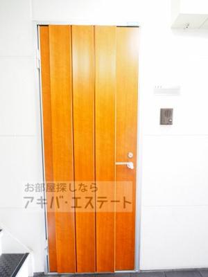 【玄関】バースプレイススミダ