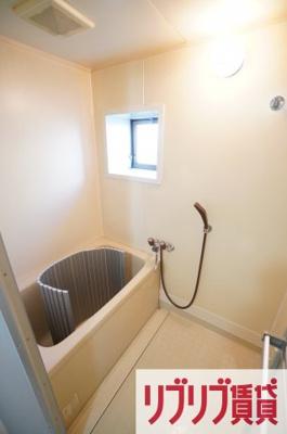 【浴室】末広サンフレアB