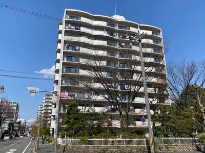 【外観】南茨木駅前ハイタウンG棟