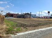 岐阜市六条江東売地 全4区画 敷地50坪以上 南道路につき日当り良好♪建築条件はございません。の画像