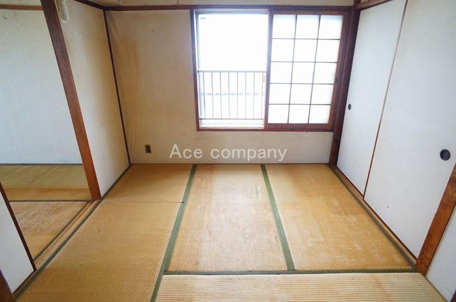 【和室4.5帖】窓あります☆