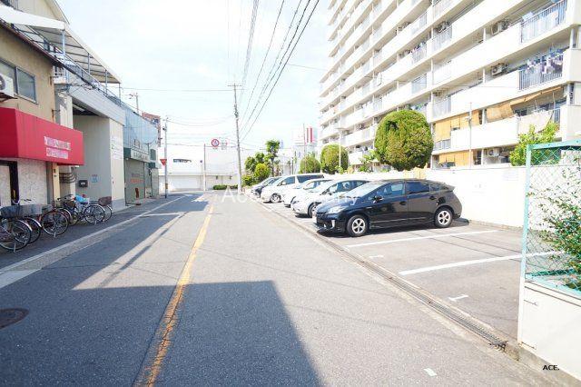 【駐車場】平野コーポ