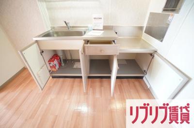 【キッチン】フェニックスD
