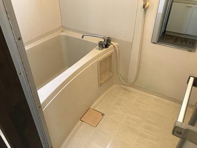 【浴室】テラスハイムB棟