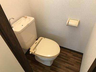 【トイレ】テラスハイムB棟