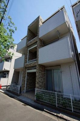 「西横浜駅徒歩4分のアパートです」