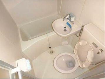 【浴室】シャンテ小菅Ⅰ