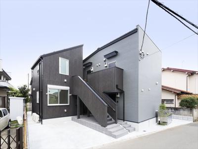 【外観】デザイナーズハウス清瀬