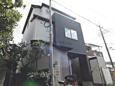 【外観】狭山市中央4丁目・全1棟 新築一戸建 ~2階LDK20帖~