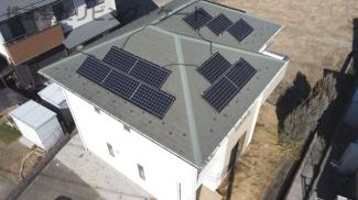 太陽光発電で光熱費を節約