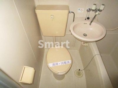 【トイレ】ハイランドイントチノキ