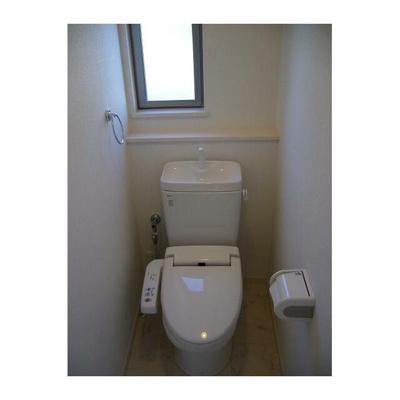 【トイレ】長沼町貸家