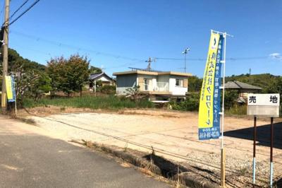 【外観】貝塚市水間 土地