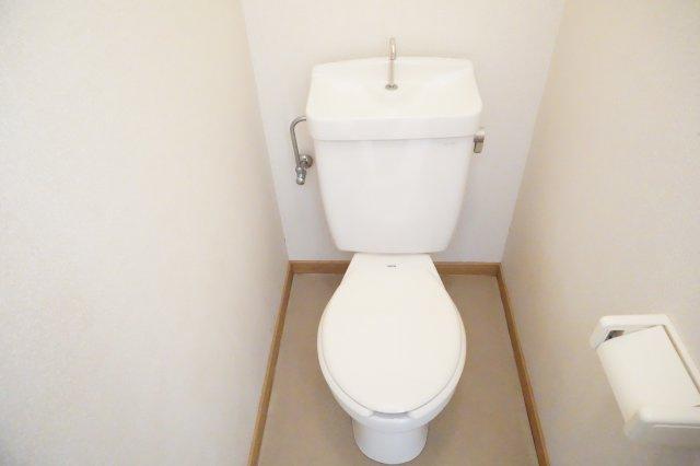 【トイレ】ウッディパレス姫宮
