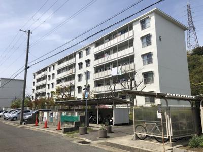 【外観】名谷1団地5号棟