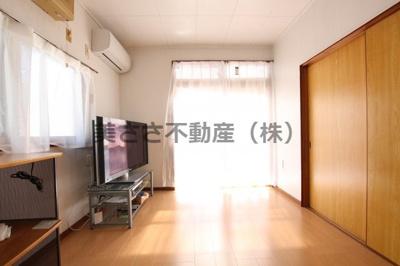 【居間・リビング】入間戸建