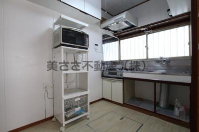 【キッチン】入間戸建