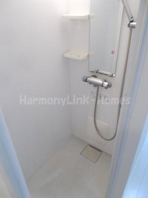 ハーモニーテラス神谷Ⅲの使いやすいシャワールームとなっています☆