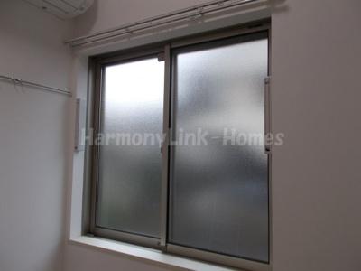 ハーモニーテラス神谷Ⅲの窓