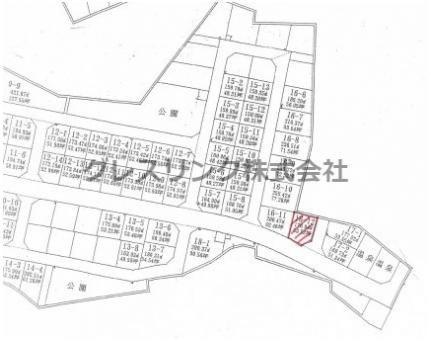 【土地図】吉倉土地