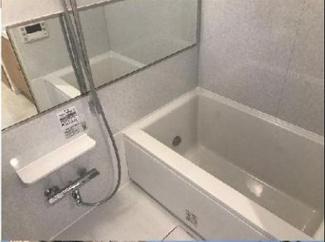 【浴室】御殿山第一コーポラス