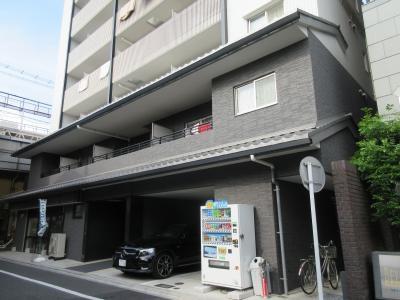 【外観】オーバルコート京都三条通