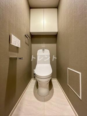 【トイレ】グランリビオ千代田平河町