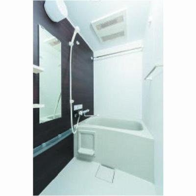 【浴室】クラリッサ川崎グランデ
