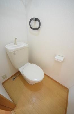 【トイレ】カルム国立