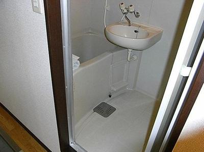 【浴室】コートベール
