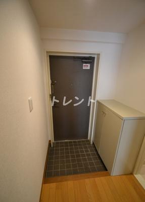 【玄関】エステージ西早稲田