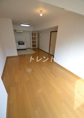 【居間・リビング】エステージ西早稲田