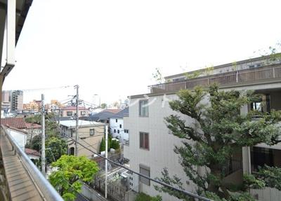 【展望】エステージ西早稲田