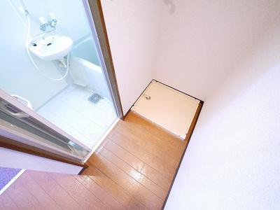使いやすい洗面スペースです