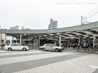 東武東上線「朝霞台」駅 距離960m