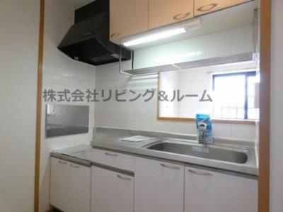 【キッチン】グラン ヴェルジェ・A棟