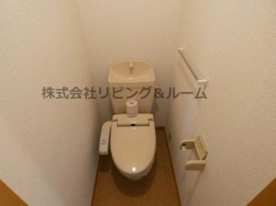 【トイレ】グラン ヴェルジェ・A棟