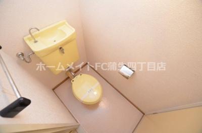 【トイレ】さんはいつ21