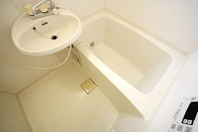 【浴室】シャトレーひばりD棟