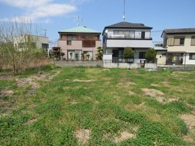 【外観】東松山市松葉町売地