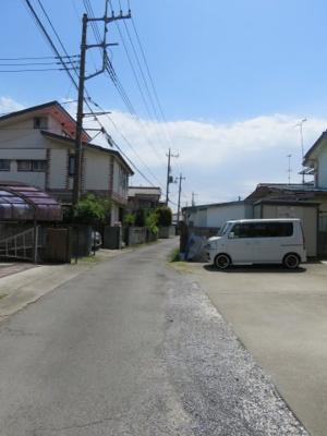 【展望】東松山市松葉町売地