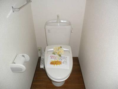 【トイレ】リヴェール チカ A・B棟