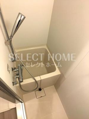 【浴室】コーポ三陽B棟