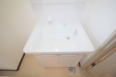 【独立洗面台】ハイツリバーサイド