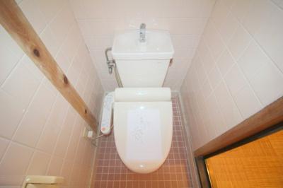 【トイレ】市役所側貸家